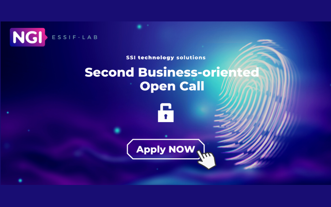 2nd Business-oriented Call ongoing