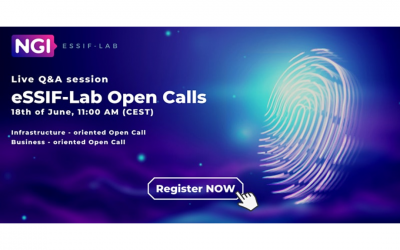 Still a chance for the last questions on eSSIF-Lab calls