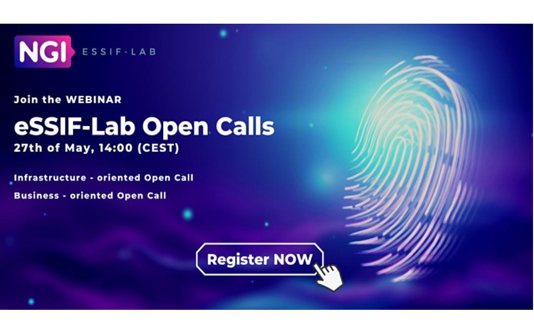 2 eSSIF-Lab calls: 1 webinar