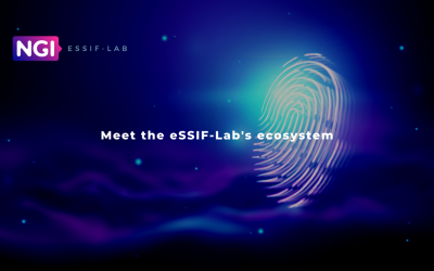 Meet the eSSIF-Lab ecosystem: the 2nd Business-oriented Programme participants